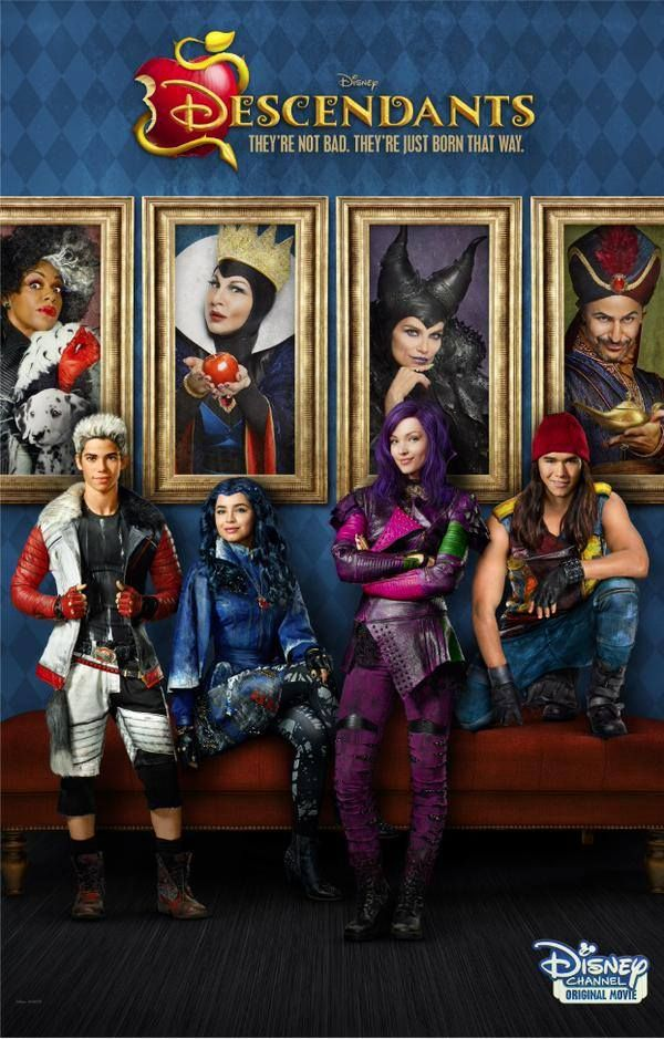 Nuevas fotos de la película Descendientes - próximo estreno en Disney Channel