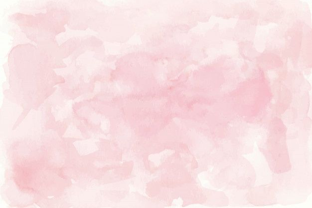 Soft Wash Pink Watercolor Texture Background In 2020 Watercolor
