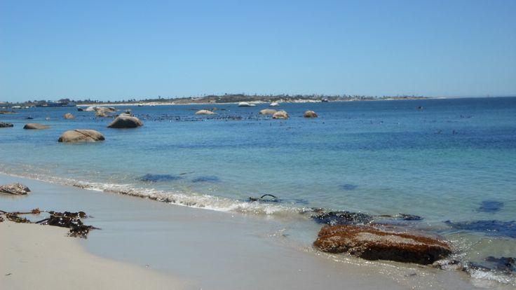 St Helena Bay, Vasco Da Gama landed here in 1497 - Wes Coast South Africa