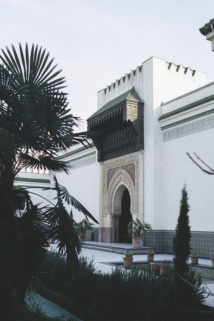 Grande Mosquée de Paris | Flickr - Photo Sharing!
