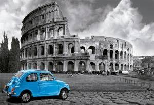Puzzle Educa de 1000 Piezas Coliseo, Roma
