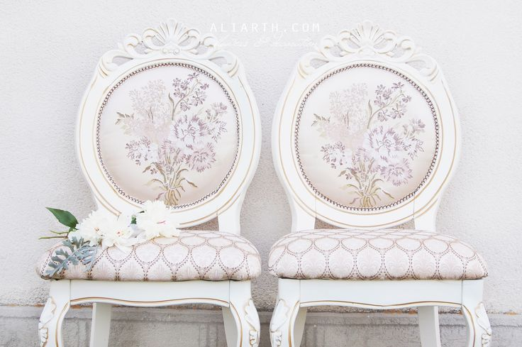 Bride and groom chairs.
