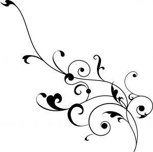diseño de la pluma de blanqueo