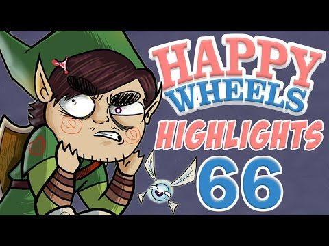Happy wheels highlights #66!! Markiplier!!!!