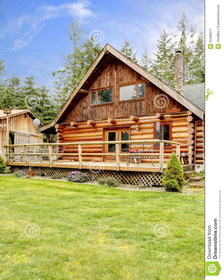 29 best images about log homes and rustic cabins on for Log home decks