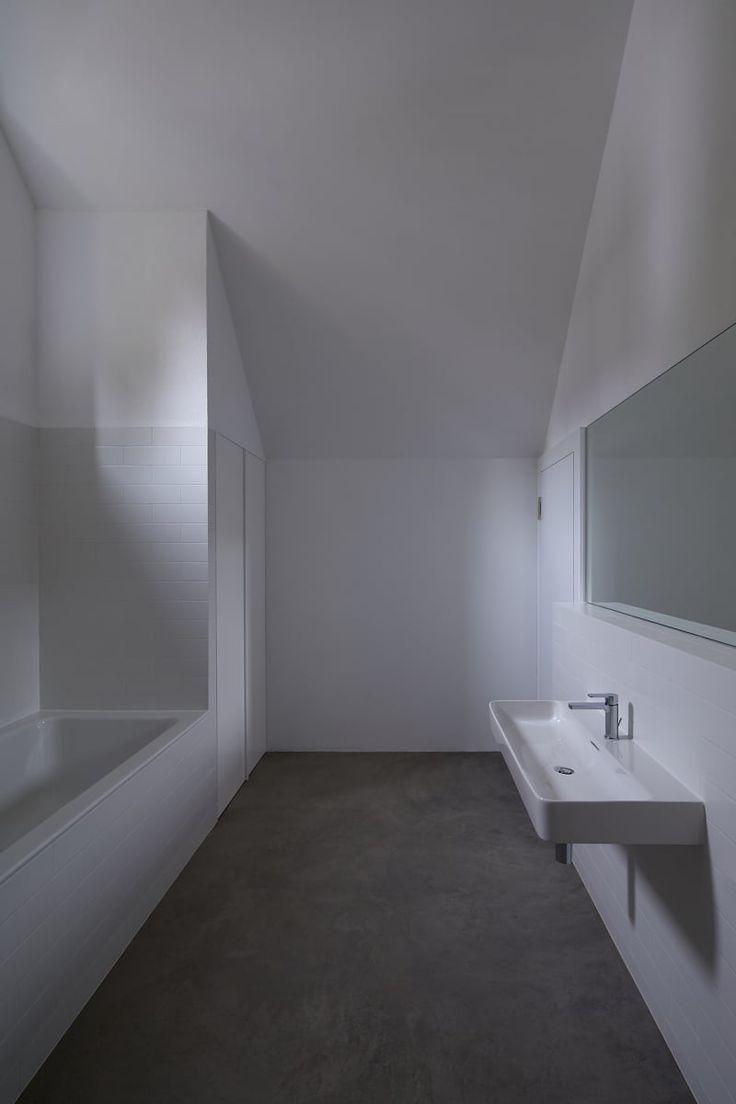 Bearth & Deplazes Architekten, Andreas Graber, Ralph Feiner · House Schneller Bader