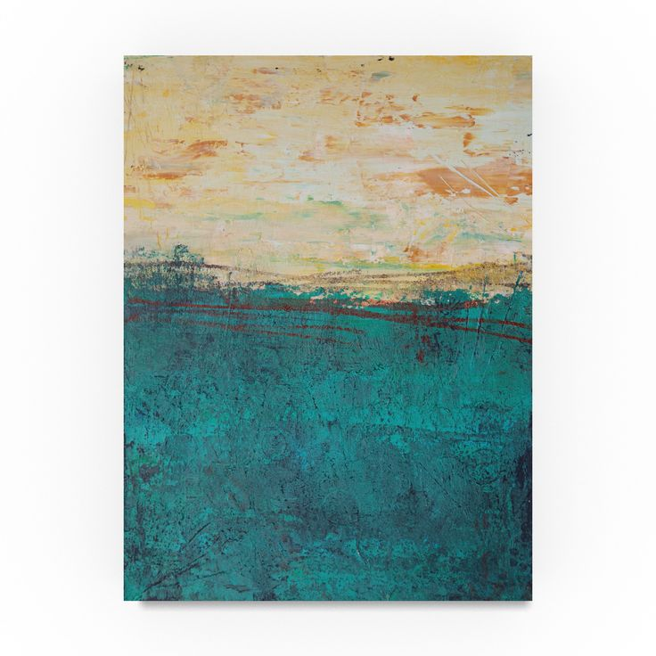 Hilary Winfield 'Lithosphere Beige' Canvas Art