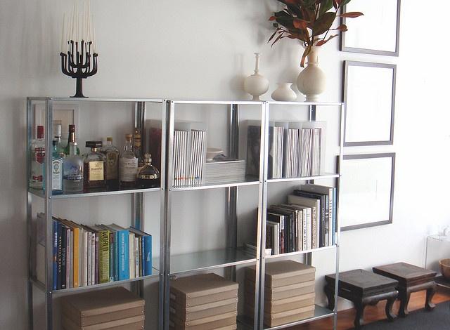 Lack Of Progress Report Kitchen Shelving Units: Ikea Hyllis Shelves