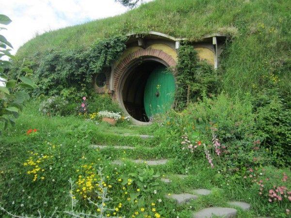 Hobbit Hole! #travel #contiki