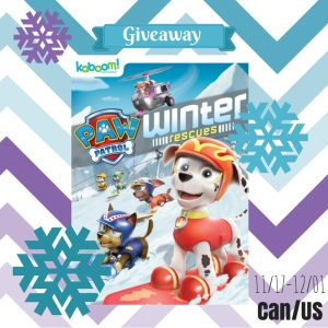 Paw Patrol Winter Rescues Review