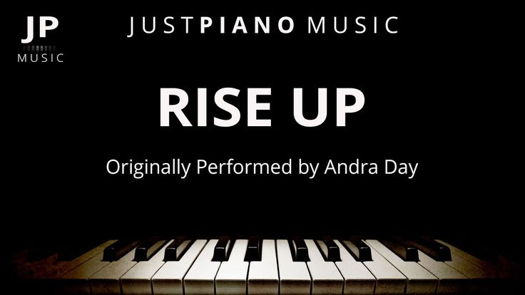 Rise Up (Piano Accompaniment) Andra Day