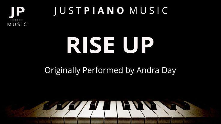 Rise Up (Piano Accompaniment) Andra Day