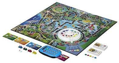 Hasbro Games The Game Of Life Electronic Banking Game