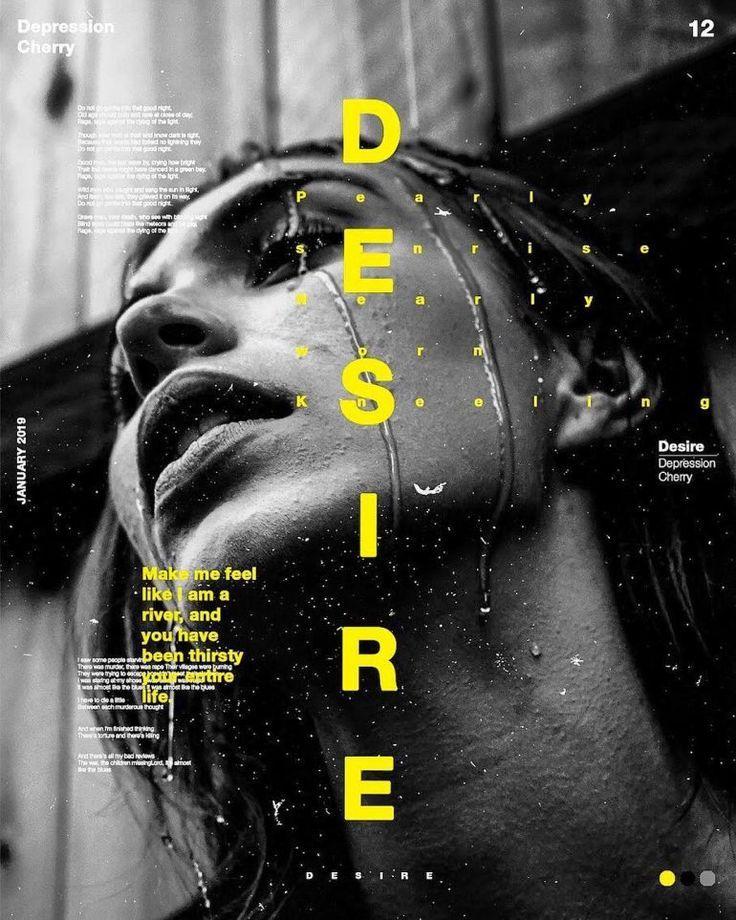 Desire makes everything blossom on – #Blossom #Des…