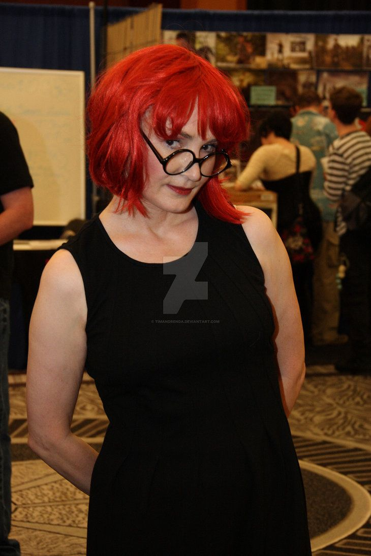 Ghostbusters Janine by TimandRenda