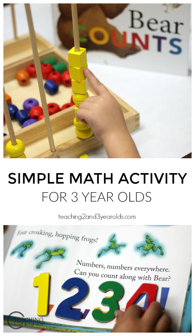 heres a simple math activity we did with our preschool children after reading the book