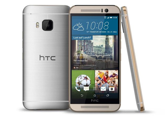 HTC's plans for March 1st might just be out in the open. MobileGeeks has spotted German store listings for a new One phone whose images bear an uncanny r