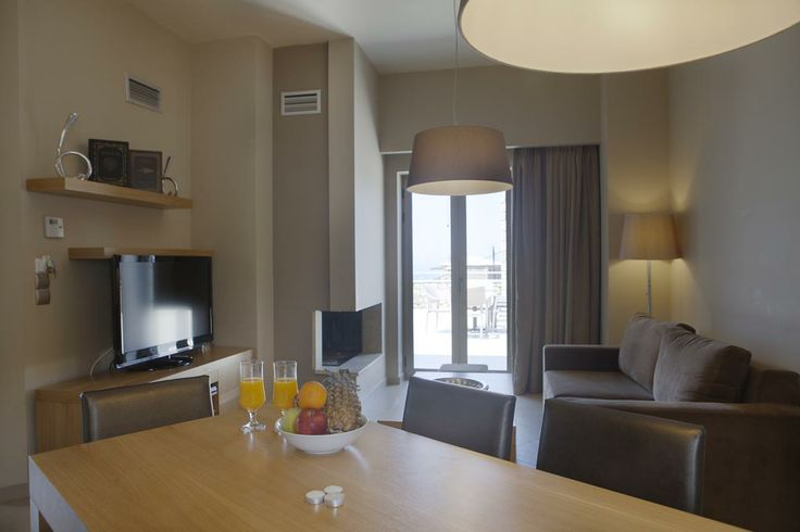 Suite Salvia -Living room