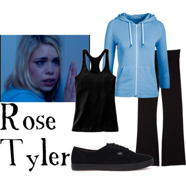 Rose Tyler, created by companionclothes on Polyvore