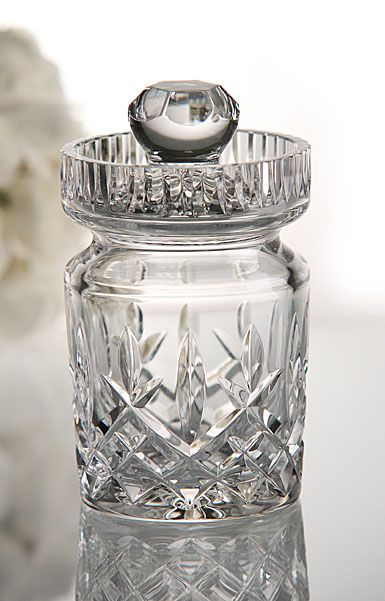Waterford Crystal honey or jam jar #mustget
