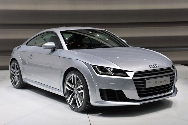 Get a load of Audi's TTs [w/videos + poll]