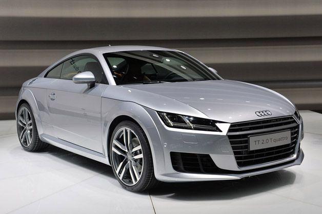 Get a load of Audi's TTs [w/videos + poll]