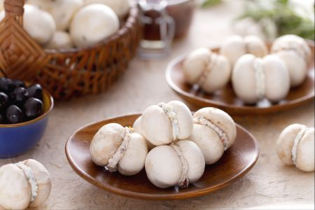Baci di Champignon - Mushroom kisses