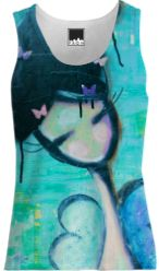 tank top from print all over me