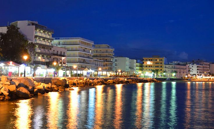 Visit Loutraki, a friendly town that will provide you with unlimited entertainment options and a fantastic holiday!