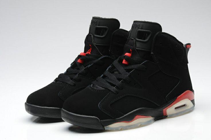 black jordans shoes for boys
