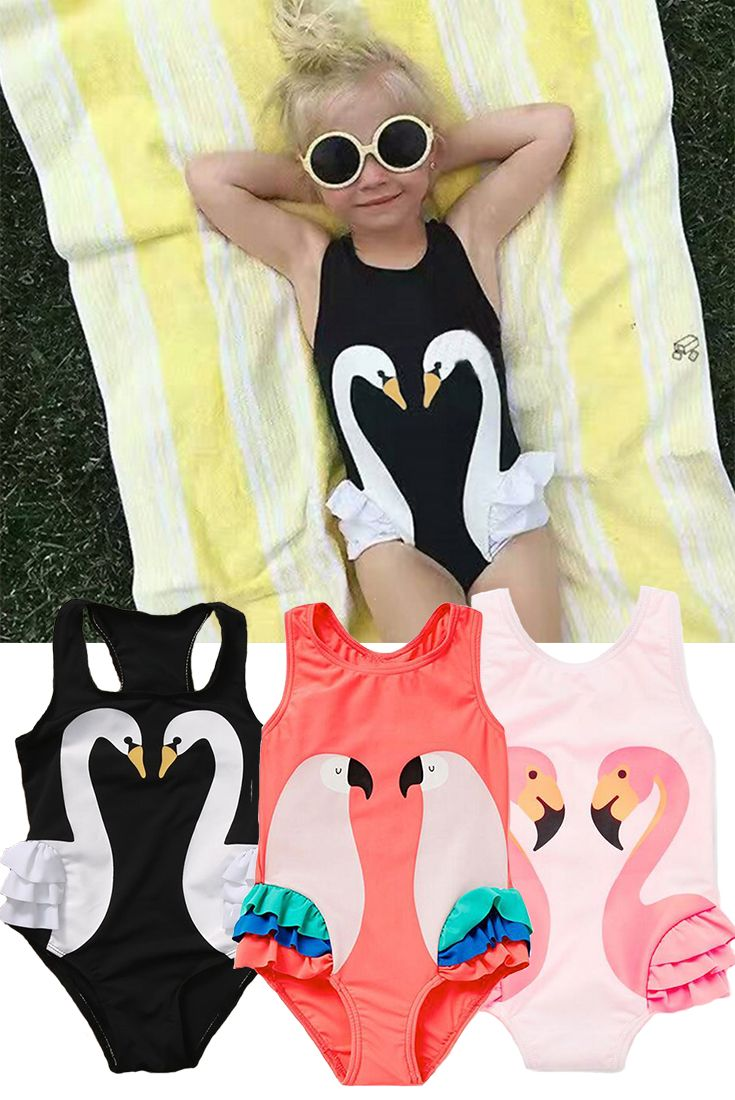Toddler bathing suits!