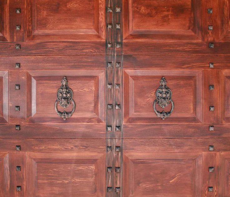 17 Best Images About Garage Door Decorative Hardware On