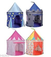 Childs Play Tent Girl Boy Princess Castle Circus Kids Pop Up Playhouse | Kids pop Princess castle and Play houses  sc 1 st  Pinterest : play tents for boys - memphite.com