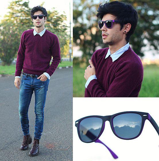Ui Gafas Sunglasess, Guidomaggi #fashion #mensfashion #menswear #mensstyle #style #outfit #ootd