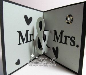 Silhouette Cameo - Through the Craftroom Door  card