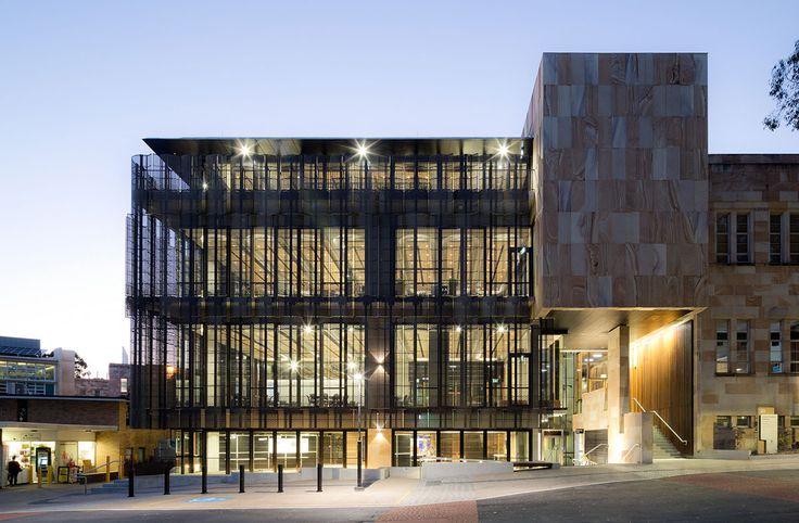 GCI Building exterior view