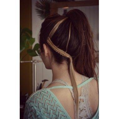 Coiffure à clipser Hyrsute-prêt-à-coiffer créations