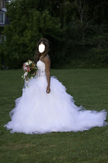 Robe de mariée kelly star d'occasion
