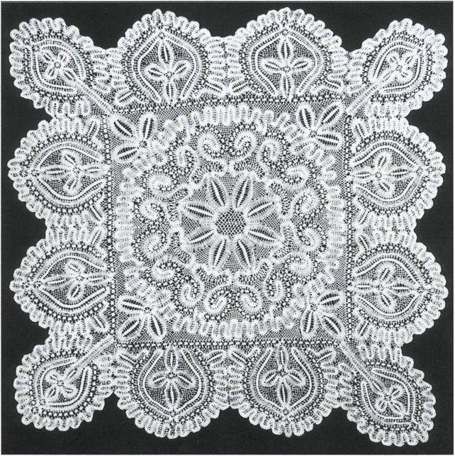Тула Накидка. Белёв, 1870-1880-е.