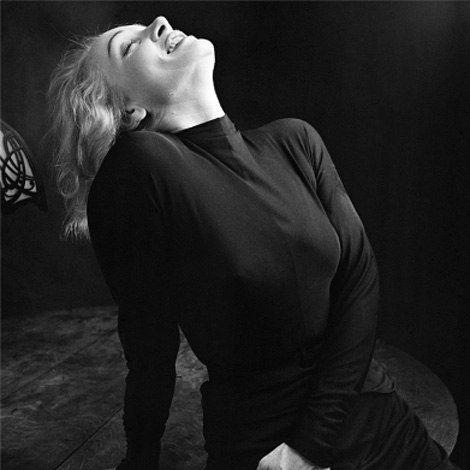 La Belle Otéro, garbodietrich: Marlene Dietrich by Milton...