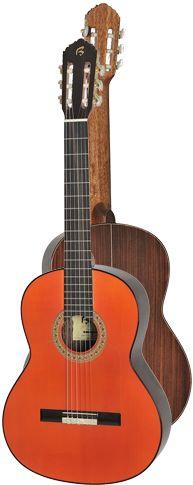 Ver Modelo Rociera: Guitarra Flamenca del Constructor Francisco Bros, en el Blog de guitarra Artesana