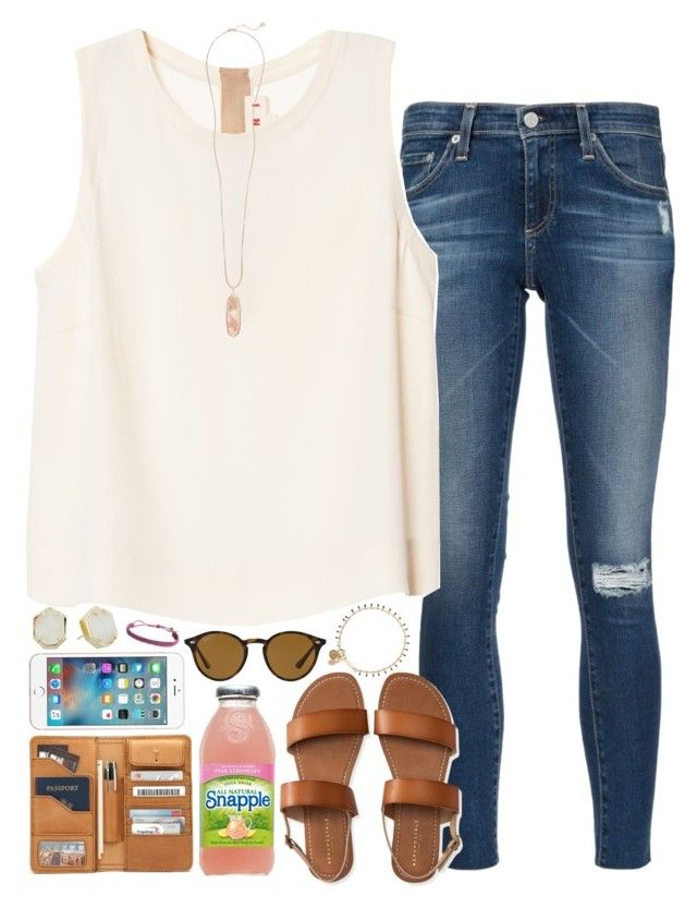 """""""follow my creations account :))"""" by sarahc01 ❤ liked on Polyvore featuring AG Adriano Goldschmied, Marni, Kendra Scott, Aéropostale, Ray-Ban, Isabel Marant and Pura Vida"""
