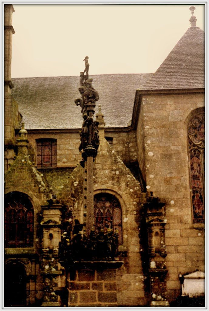 Panoramio - Photo of Enclos paroissial de Saint-Thégonnec - Bretagna,