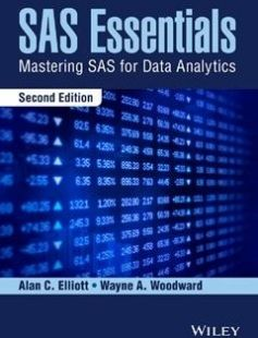 SAS Essentials: Mastering SAS for Data Analytics 2nd Edition free download by Alan C. Elliott Wayne A. Woodward ISBN: 9781119042167 with BooksBob. Fast and free eBooks download.  The post SAS Essentials: Mastering SAS for Data Analytics 2nd Edition Free Download appeared first on Booksbob.com.