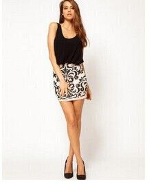 black sequin sexy skirt, original price $39, now ONLY $29, you should not miss it, come on !!! http://v.yupoo.com/photos/ocsbandage/450303616/