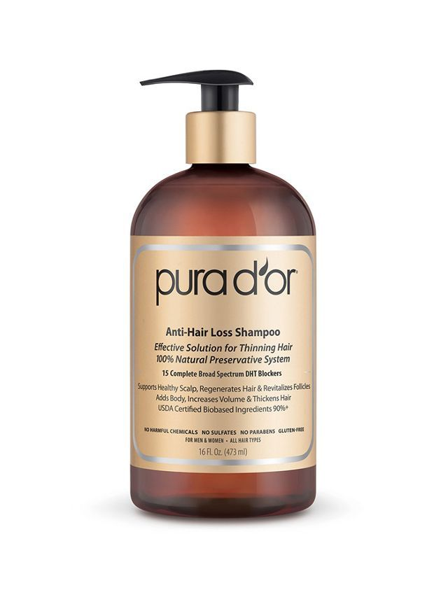 This Shampoo Has 9000 Positive Reviews on Amazon—and We've Never Heard of It   Byrdie