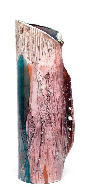 Ceramica raku h cm 43