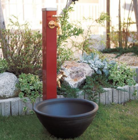 ご自宅周りの水道をおめかし♪すてきな雰囲気の立水栓おすすめdiy例7選 | iemo[イエモ]