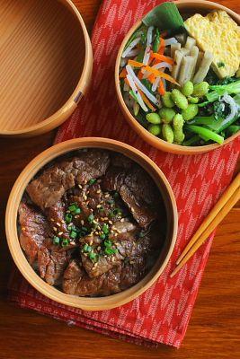 焼肉弁当 | 日本の片隅で作る、とある日のお弁当