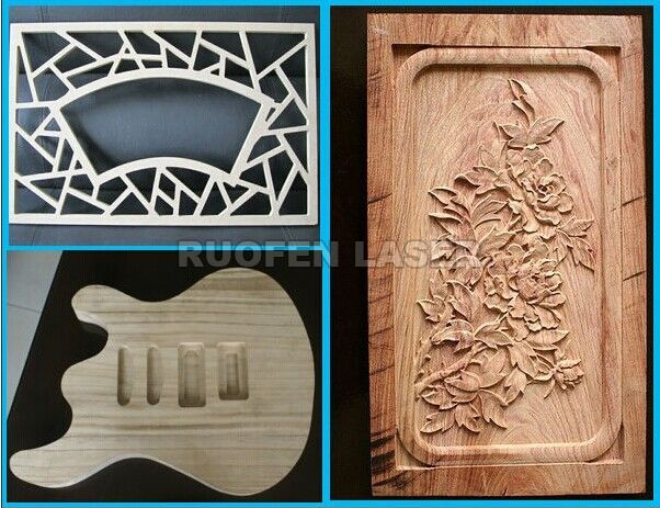 cnc router machinery 3d wood carving machine